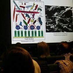 Formació al curs de microbiologia bucal