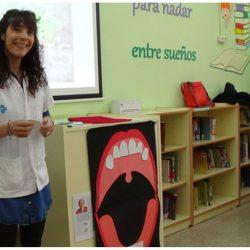 Dra. Eva Marcè xerrada escola Joan Maragall